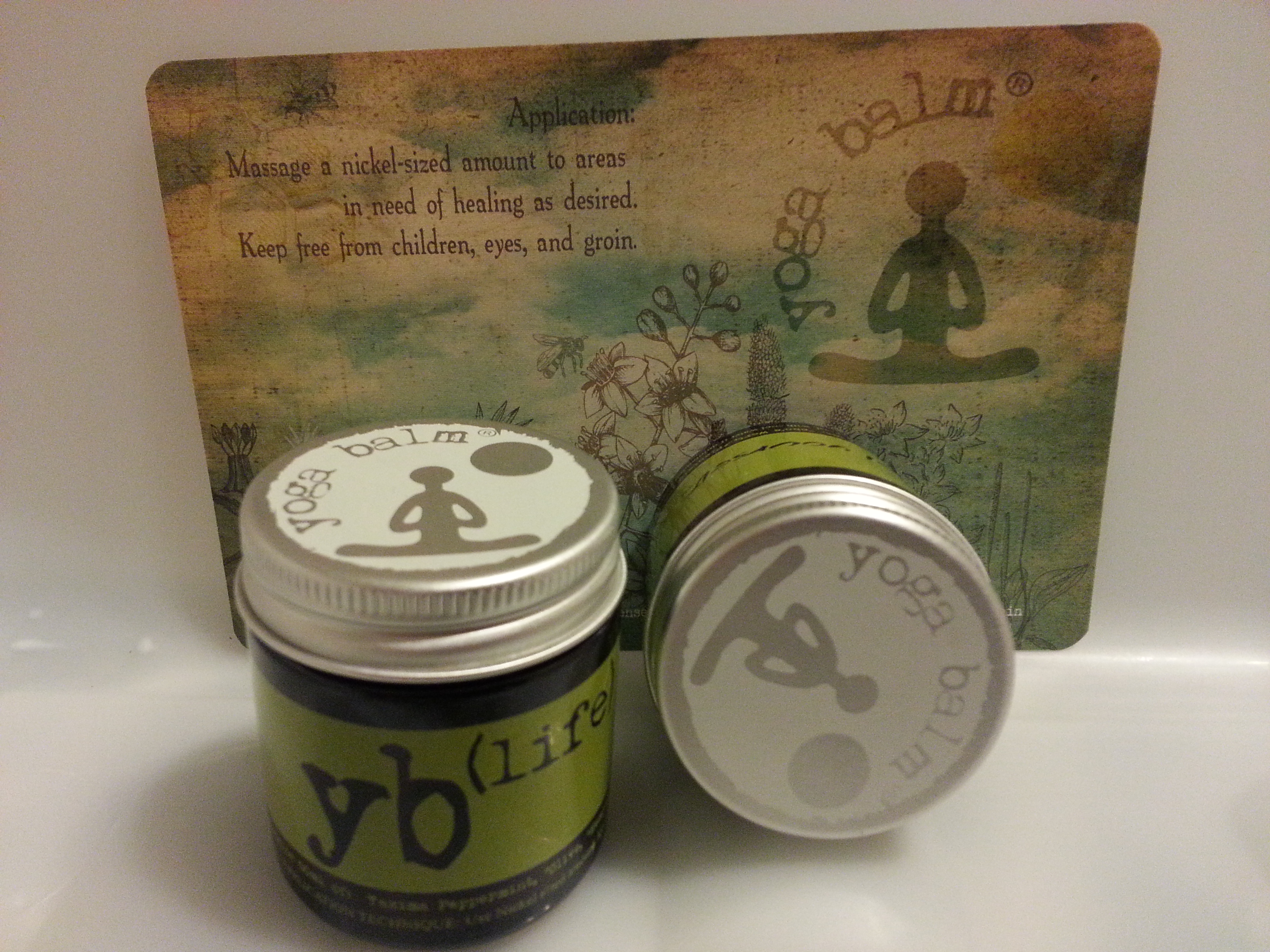 yoga balm new packaging