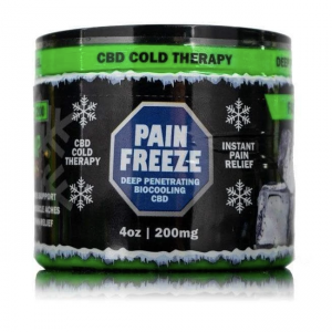 pain freeze gel, 4 oz size